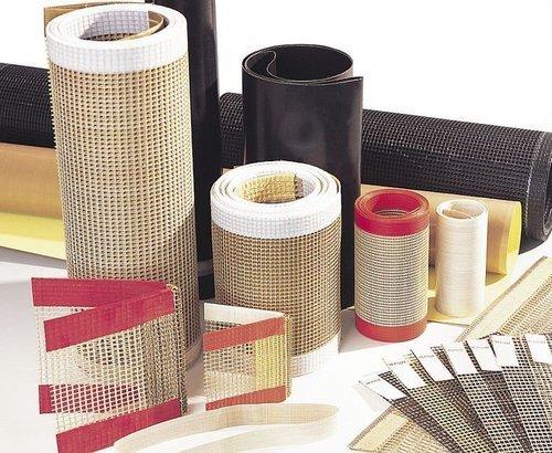 The Methods of Repairing the local wear of Teflon conveyor belt in time